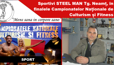 steel man campionat national