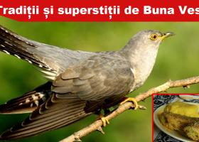 Buna Vestire, în tradiția populară: Cântă cucu', bată-l vina!