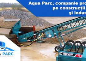 Aqua Parc, companie profilată pe construcții civile şi industriale