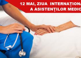 12 mai, Ziua Internațională a Asistenților Medicali