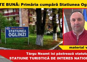 TÂRGU NEAMȚ: Statutul de oraș turistic, salvat pe muchie de cuțit