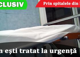 """""""Prin spitalele din Neamț"""" – Cum ești tratat la urgență"""