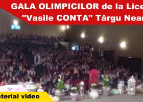 """Gala Olimpicilor de la """"Conta"""""""