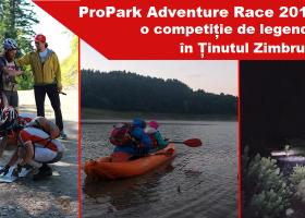 ProPark Adventure Race 2017: o competiție de legendă, în Ținutul Zimbrului
