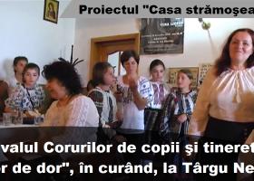 """Fundația """"Sf. Teodora de la Sihla"""" derulează proiectul """"Casa Strămoșească"""""""