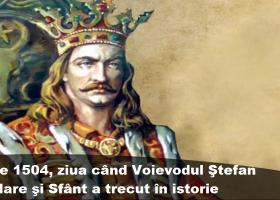 """Sfântul Voievod Ștefan cel Mare, """"atletul lui Hristos"""""""