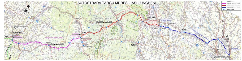 Guvernul A Anunțat Deblocarea Proiectului Autostrăzii Targu Mures