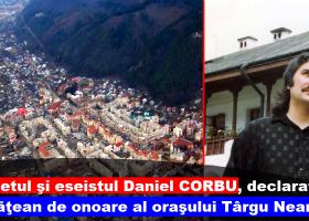 Daniel Corbu, un poet de onoare