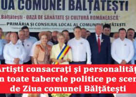 Ziua comunei Bălțătești – Neamț