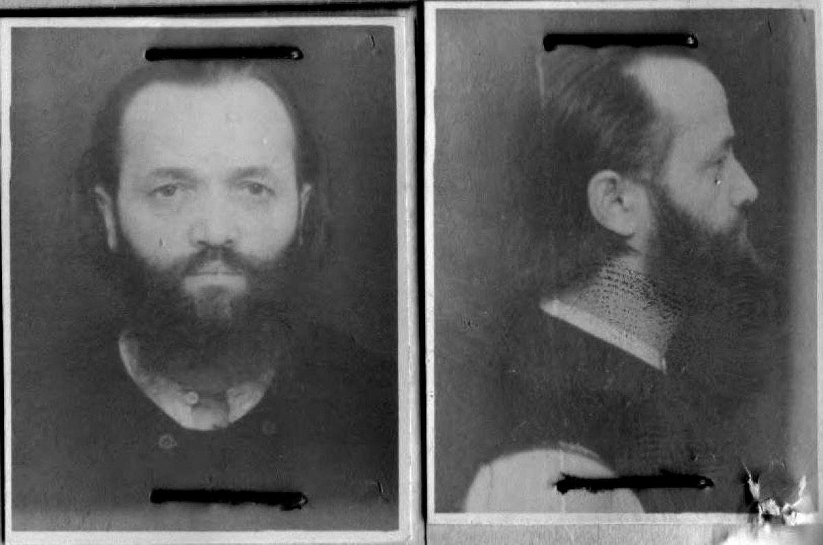 1959-Ieromonahul Nifon Corduneanu, de la mănăstirea Neamţ, în arestul Securităţii
